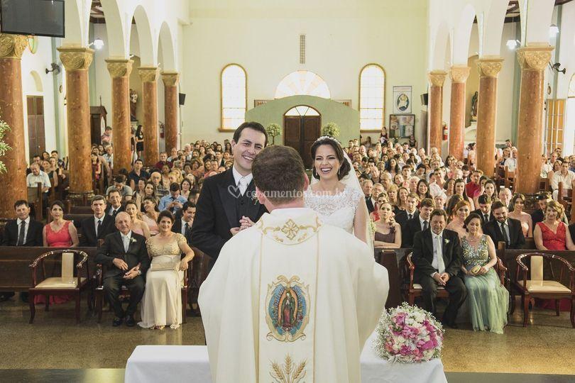 Casamento - Thais e Luccas