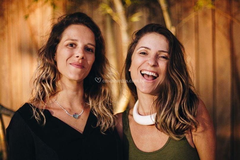Mariana e Carolina