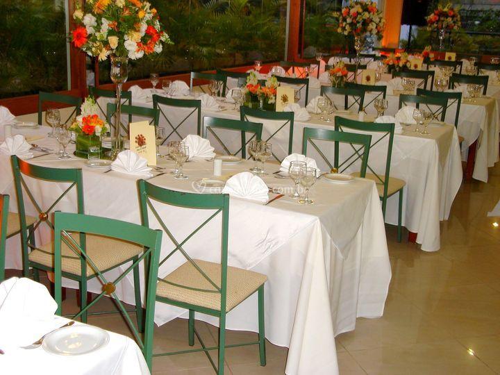 Restaurante Cipriani's