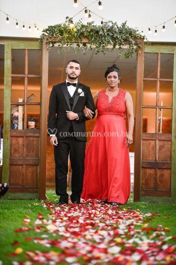 Isabelle e Renato