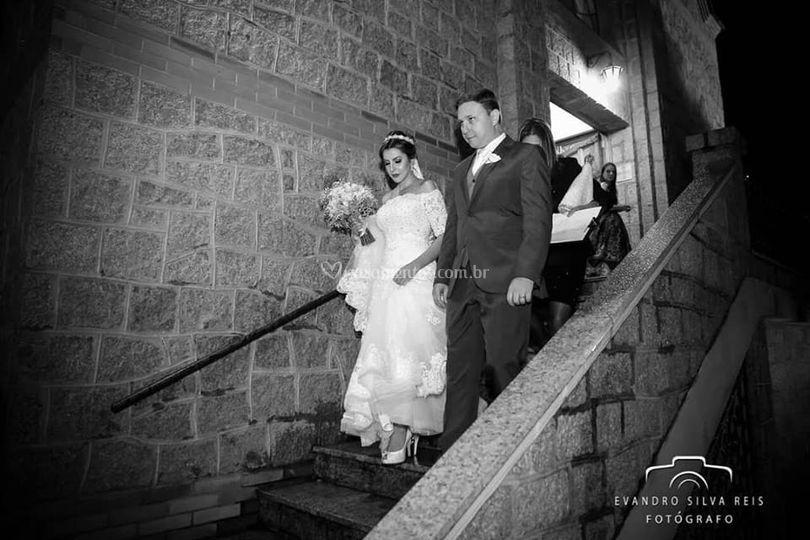 Casamento Joice e André