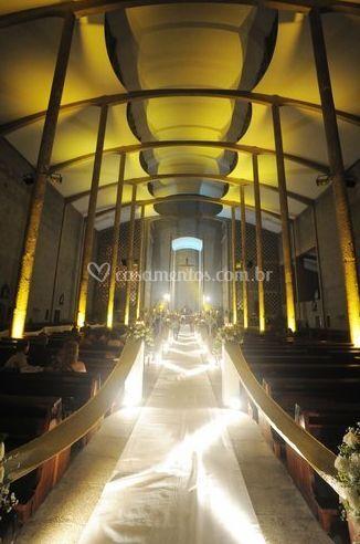 Igreja dentro
