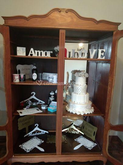Acessorios para noivas