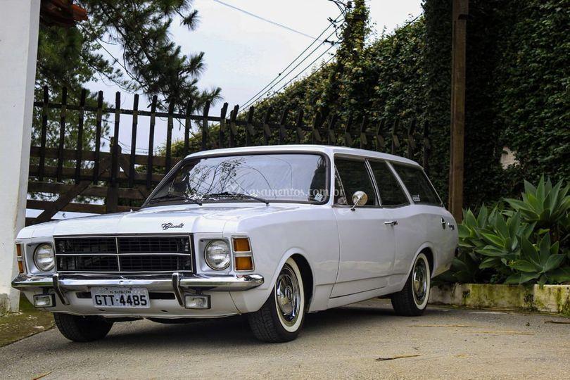 Chevrolet Caravan 1977