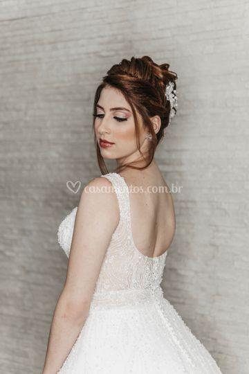 Noiva - bordado