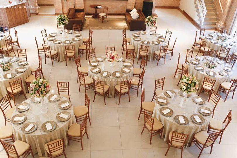 Casamento Salão Principal