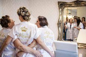 Bride Hobbie Robes Personalizados