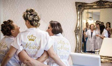 Bride Hobbie Robes Personalizados 1