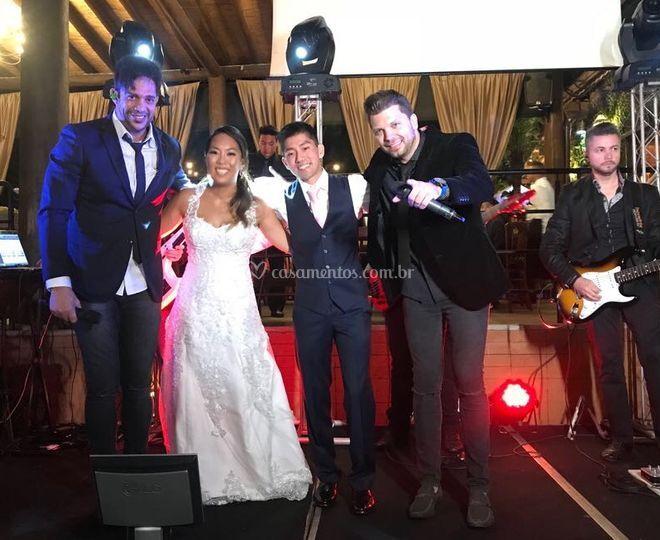 Casamento de Karin e Rafael