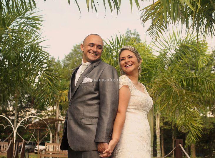 Patrícia e Carlos- 2019