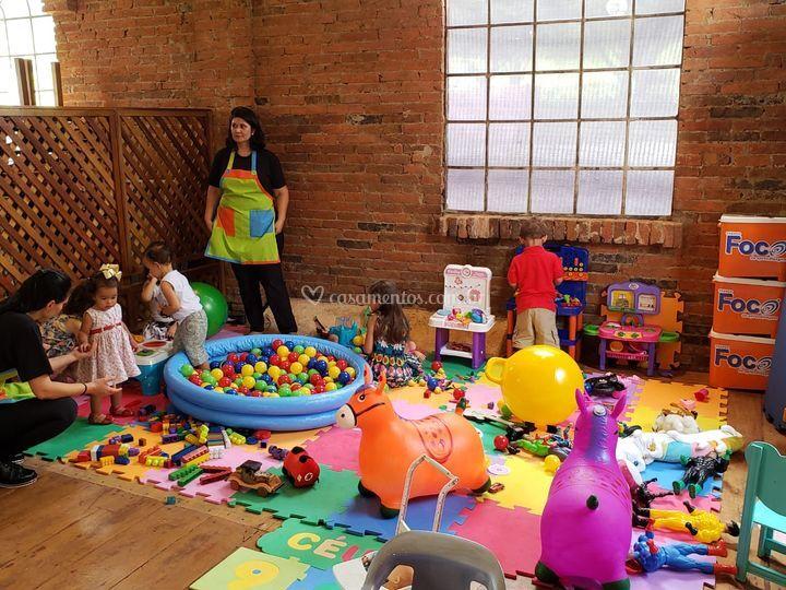 Foco Eventos Kids