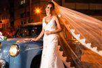 Momento da chegada da noiva. de Alex Milesi
