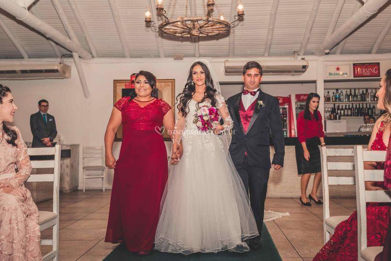 Casamento de Jhenifer & Higor