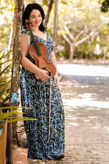 Viola de Arco - Isabel