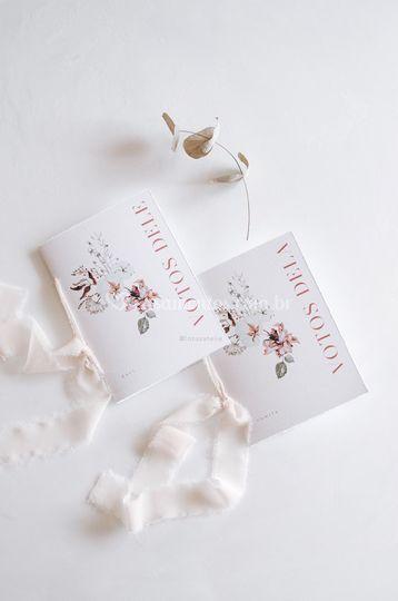 Cartão de Votos Poesia