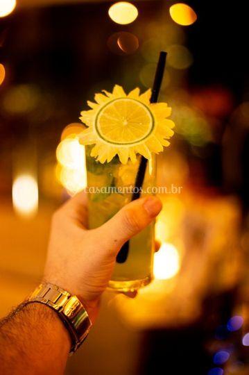 Drink Lemon green
