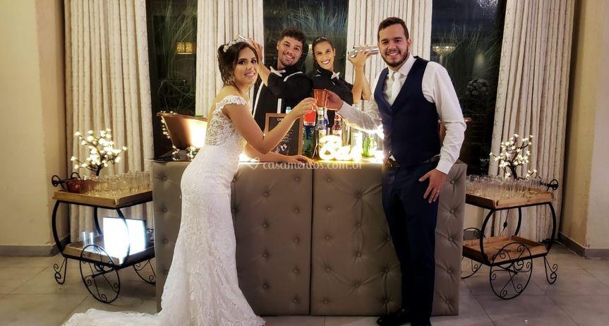 Casamento Thayane e Thiago
