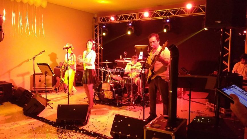 Banda Tangerine Rock