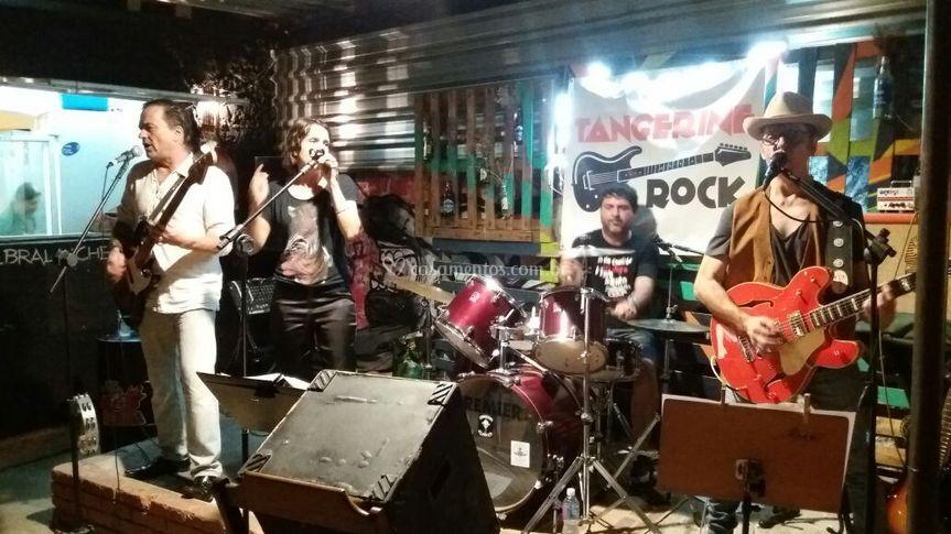 Banda Classic Rock e Pop Rock