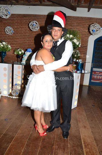 Ana e Renato