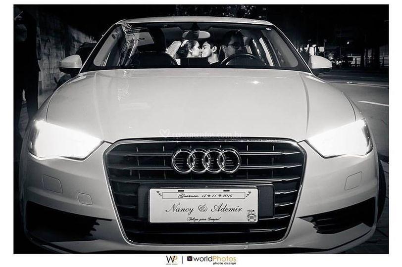 Audi A3 Sedan Branco