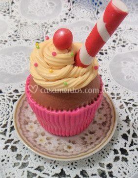 Cupcake de bisciut