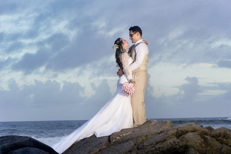 Casamento de Joana e Fabiano