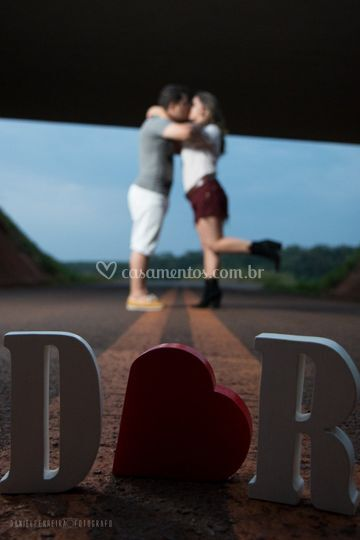 Ensaios pré wedding