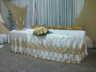 Buffet para casamento