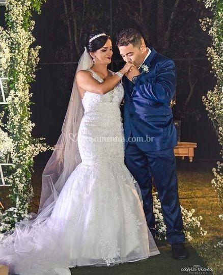 Noiva Estefânia