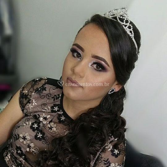 Debutante Yasmin