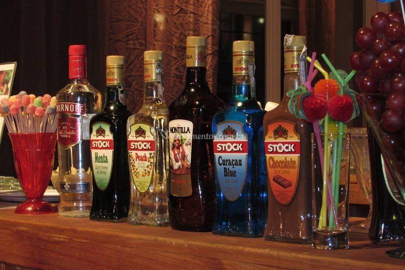 Drinks perfeitos sempre!!!