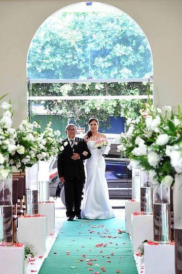 Casamento Elaine e Orlando