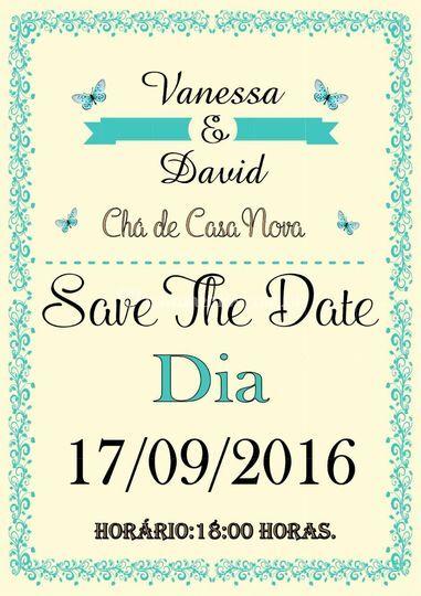 Save Date e Whatsap