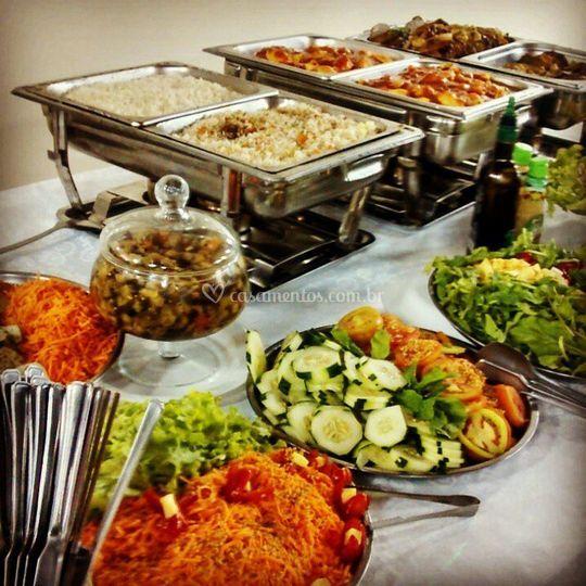 Fotos do melissa buffet
