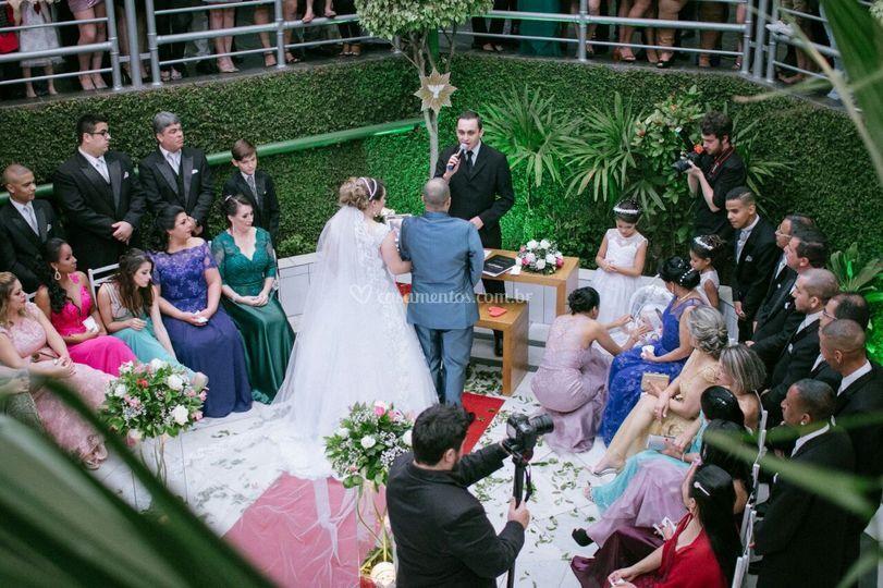 Celebração de Casamento