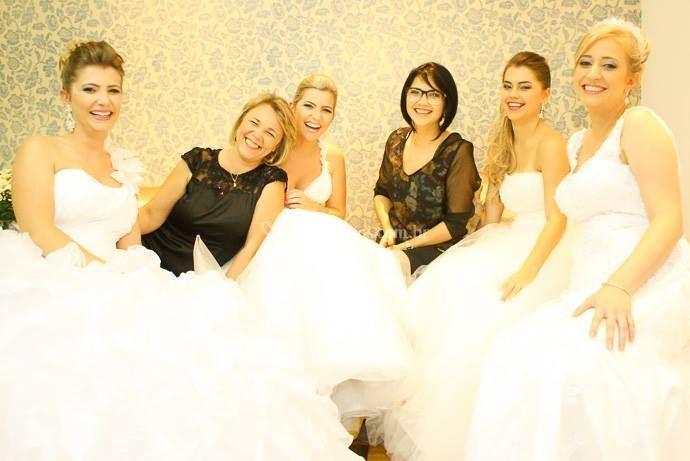 Desfile mês das noivas!