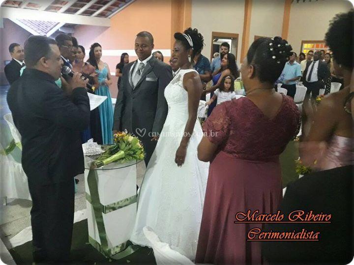 Cerimônia Danilo e Rosana