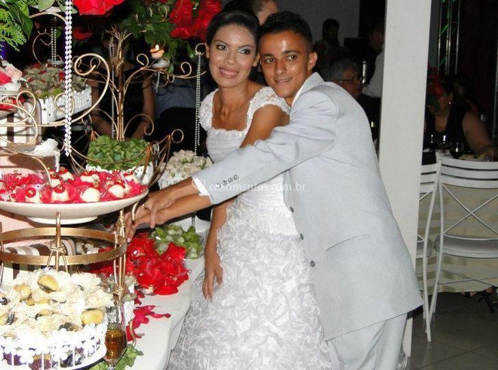 Doces para casamentos