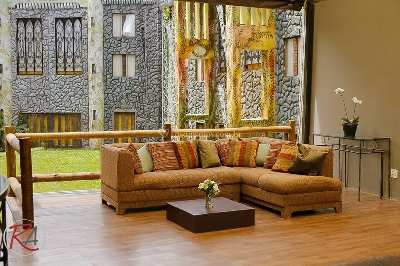 Lounge Ambiente Primavera