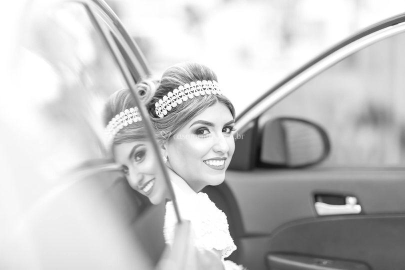 Noiva maravilhosa.