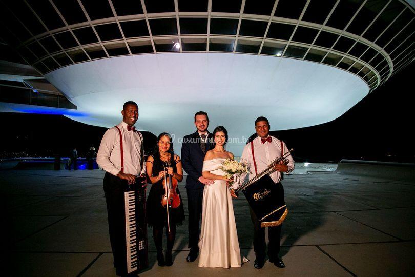 Casamento MAC