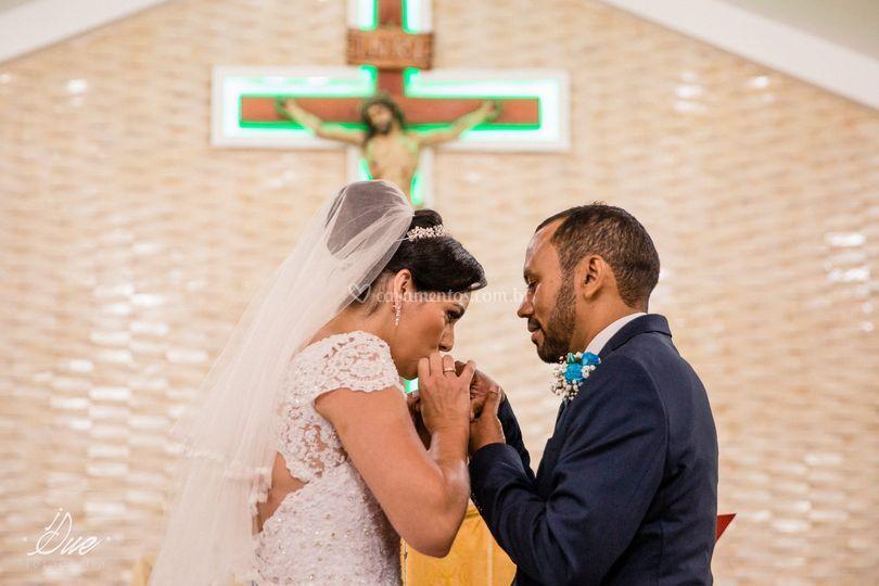 Casamento eliane e josé