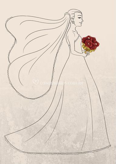 Asas de Noiva