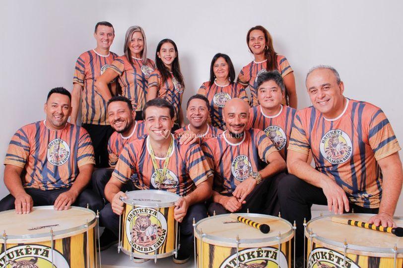 Bateria Batukêtá Samba Show
