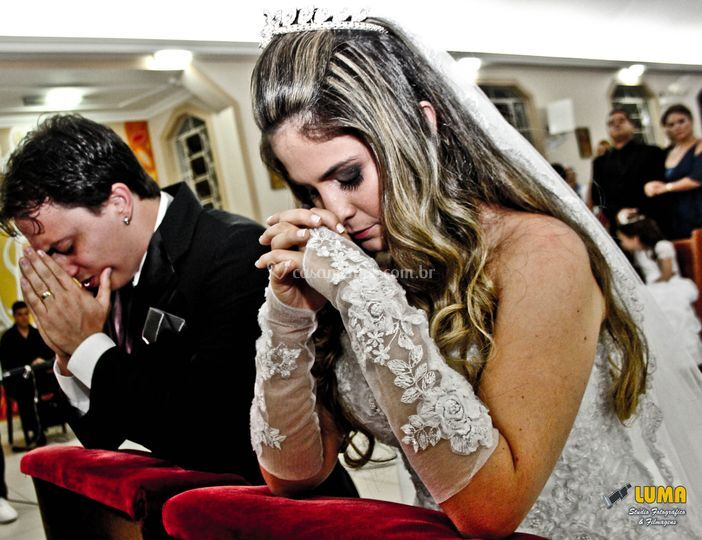 Casamento: Tainah e Raphael
