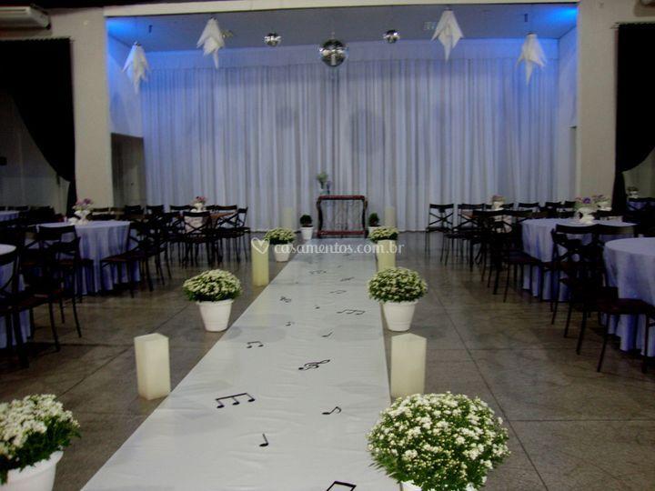 Cerimônia salão