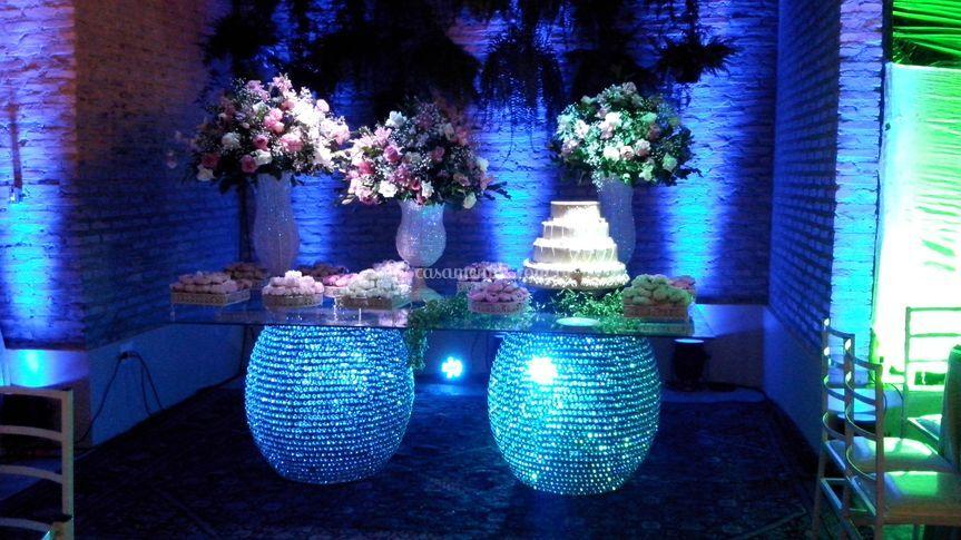 Fj Iluminação e Eventos