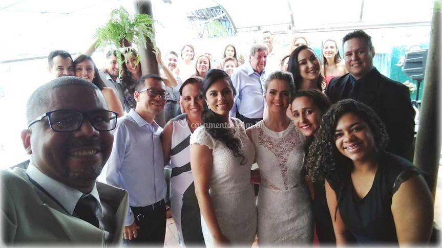 Casamento Sheyla e Camila
