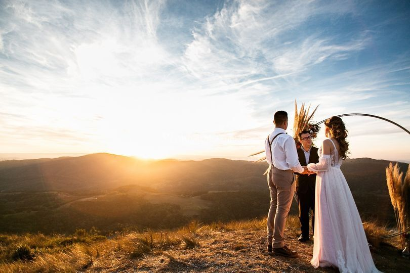 Elopement Wedding Morro do Cal